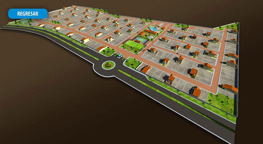 plano BOREAL Urbanización Boreal venta de casas en guayaquil