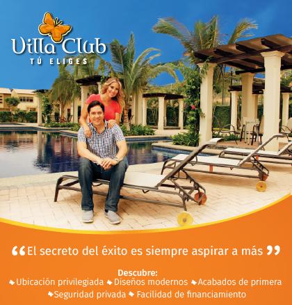 Casas Guayaquil Villa Club