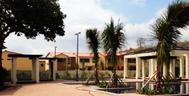 Avances de Obra en Urbanización Magna (Enero de 2014)
