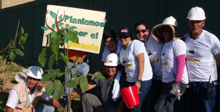 Plantemos por el Planeta