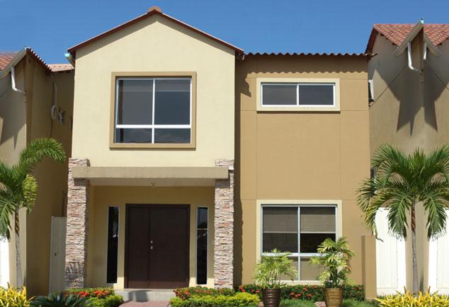 Casa de la semana modelo phoenix villa club venta de for Casas con piscina guayaquil