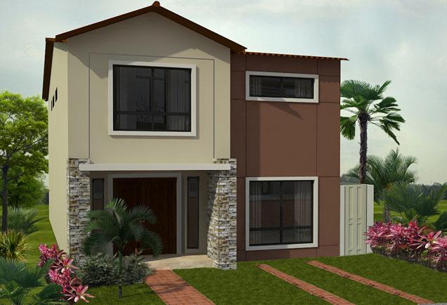 Casa de la semana modelo phoenix villa club venta de for Modelos guayaquil