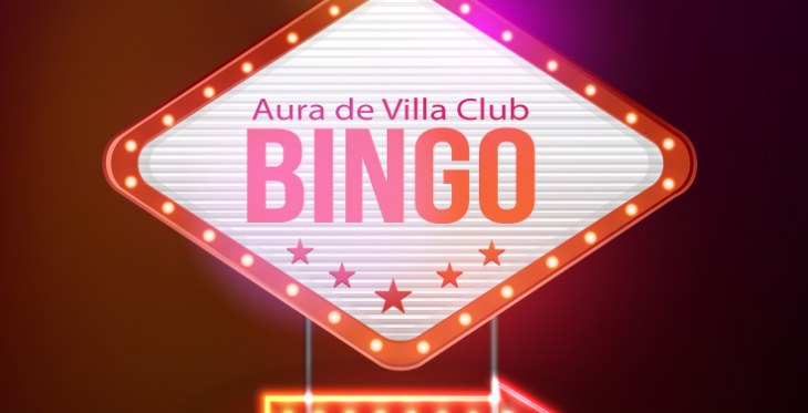 Residentes de Aura de Villa Club se divierten en Bingo