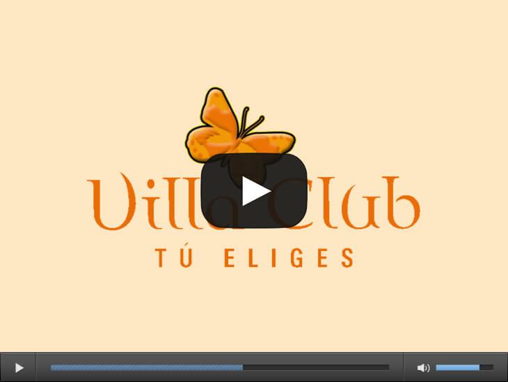 Infomercial Casas en Villa Club