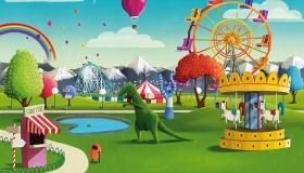 parque infantil villaclub