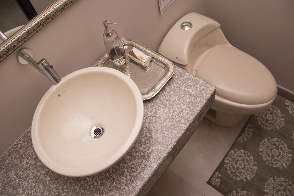 Capella baño