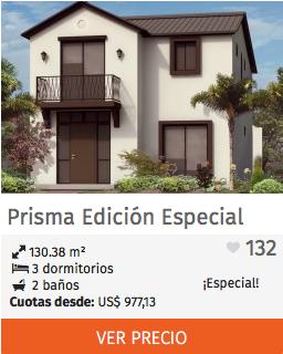 Casas Edición Especial Prisma