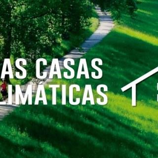 Nuevas casas bioclimáticas