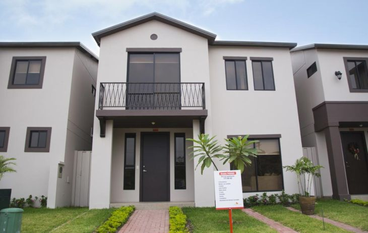 Conoce las casas de la Urbanización Omega