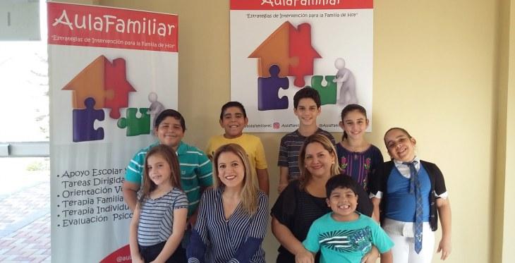 Implementan Aula Familiar en Kryptón Un programa dedicado para los niños