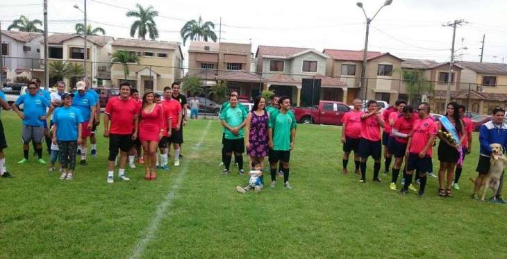 Campeonato Relámpago en Aura de Villa Club